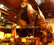 Another Visit to Newport Workshops, West Block