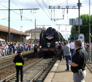 08 May - Marseille St. Charles to Lyon Perrache with 241P 17