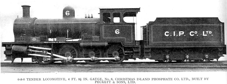 Peckett No.1824 of March 1931, type OQT.