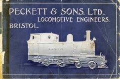 A Full Peckett catalogue