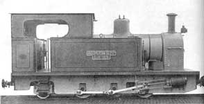 Six-Coupled Tank Locomotive