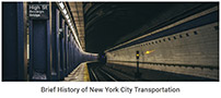 History of NYC Transportation