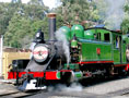 Puffing Billy Railway 6A