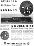 The Scullin Double Disc Wheel Centre