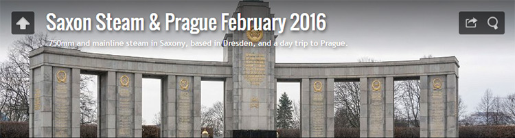 Saxony & Prague in February 2016