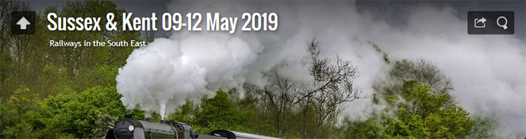 Sussex & Kent 09-12 May 2019