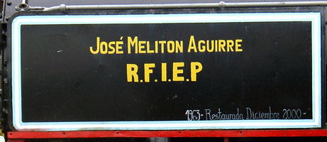 RFIEP 117 is now named 'Jose Meliton Aguirre'. January 24 2004