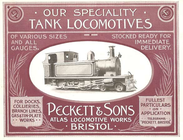 Tank Locomotives